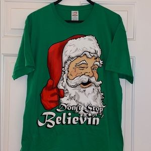 "🍒BUNDLE SALE🍒NWOT ""DON'T STOP BELIEV'IN"" t-shirt"